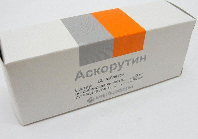 Аскорутин для вагітної: витаминка або ліки?