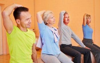 Лікувальна гімнастика для шиї