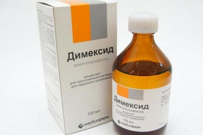 Димексид в гінекології: ефективність і інструкція із застосування