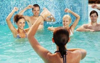 Переваги лікувальної аквагімнастики