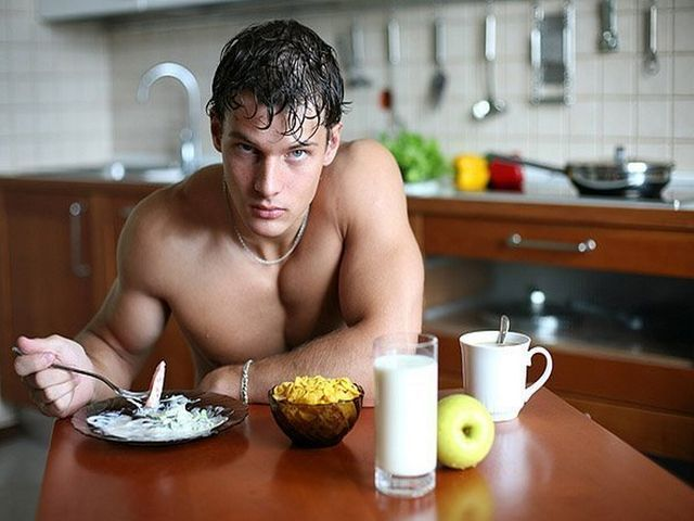 як необхідно їсти перед заняттями спортом