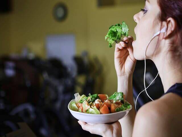 як потрібно їсти після занять фізичними вправами