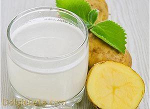 Картопляний сік: користь і шкода овочевого напою