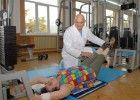 Розтяжка м`язів спини