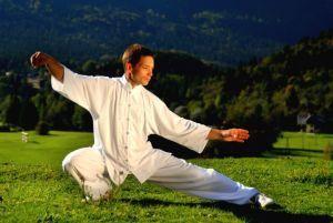 Китайська гімнастика цигун для оздоровлення хребта