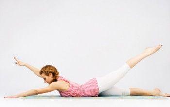 Розтяжка спинних м`язів