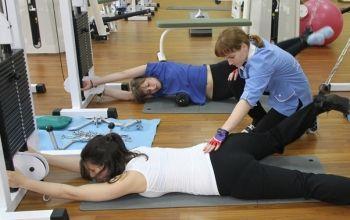 Гімнастика при грижі хребта