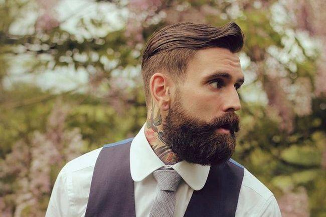 Як відростити бороду в домашніх умовах?