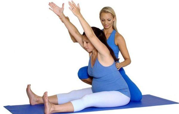 Пілатес для вагітних - чи можна займатися тренуваннями