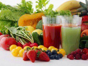 Продукти харчування: овочі, фрукти, ягоди