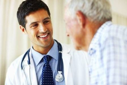 Прилад для лікування простатиту