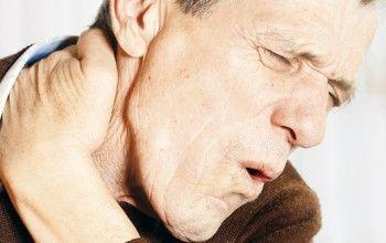 Міжхребцева грижа шийного відділу хребта