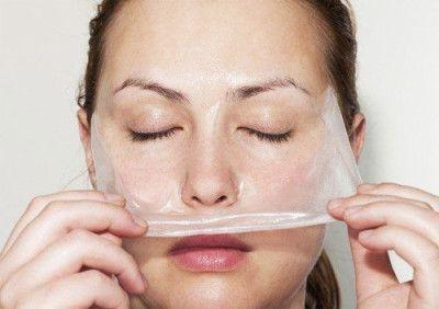 Рекомендації з чищення комедон на носі і особі