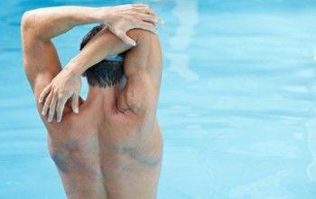 Огляд плавальних вправ при кіфозі