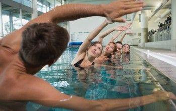 Дихальні вправи у воді