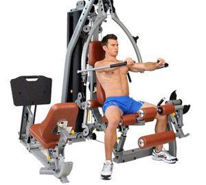 Тренажери для будинку на всі групи м`язів