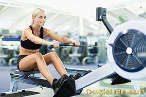 Тренування в спортзалі для дівчат - вправи для схуднення