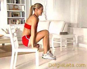 Уроки фітнесу в домашніх умовах