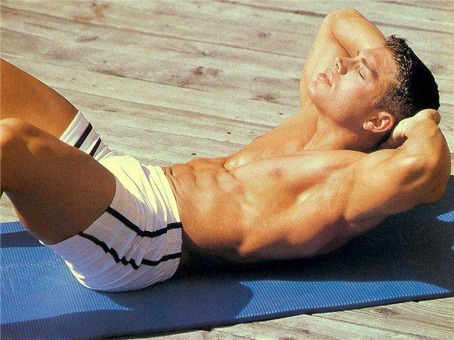 Фізичних вправ чоловік