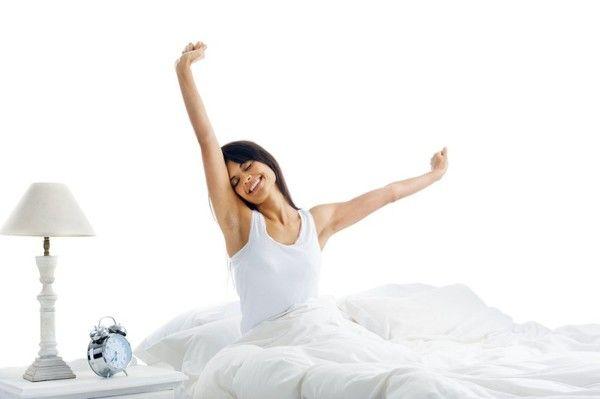 Життєвий тонус організму - цілі зарядки вранці