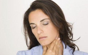 Синдром «болючою шиї»